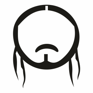 Post Malone Svg For Silhouette