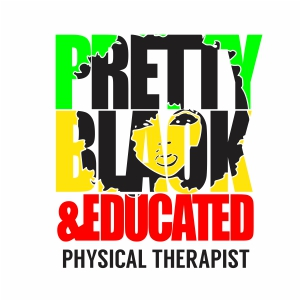 Educated Physical Therapist Svg