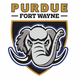 Purdue Fort Wayne Mastodons Logo vector