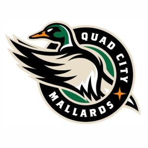 Quad City Mallards logo svg