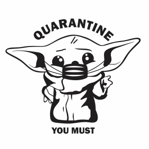 Yoda Quarantine Vector