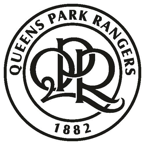 Queens Park Rangers FC Black Svg