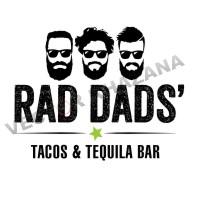Rad Dads Logo Vector Free