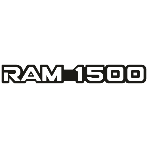 Ram 1500 Logo svg