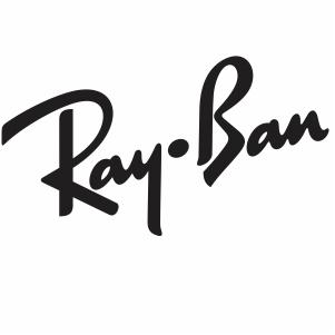 Ray Ban logo svg