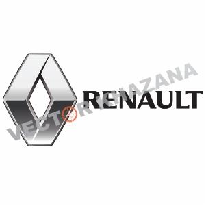 Renault Car Vector Logo Download