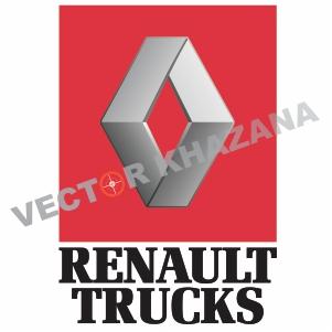 Renault Truck Logo Vector