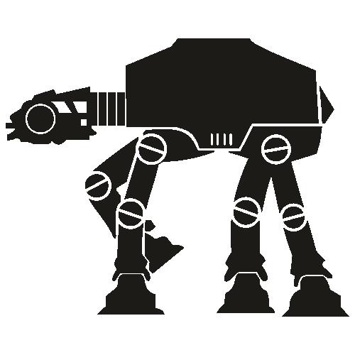Robot Star Wars Svg