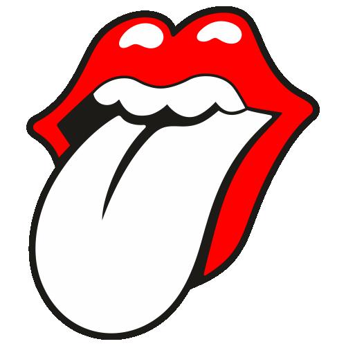 Rolling Stones Logo Svg