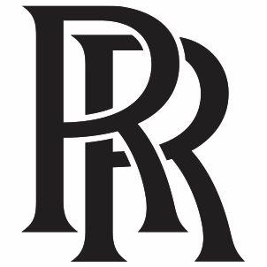 Rolls Royce RR Logo Svg