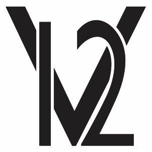 Rolls Royce V12 Logo Svg