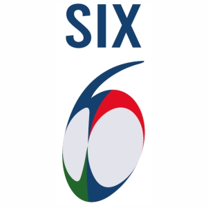 Six Nations Championship Rugby 2021 svg cut