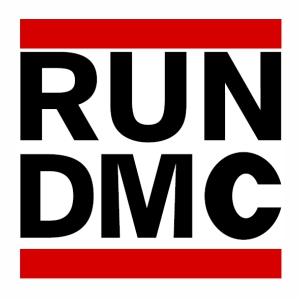 Run Dmc logo svg