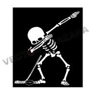 Skull Logo Vector Free Download