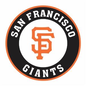 San Francisco Giants Logo Cut