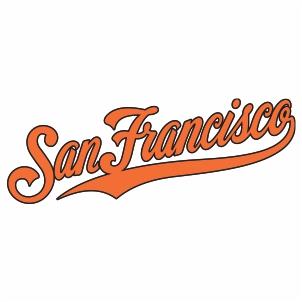 San Francisco Logo Cut