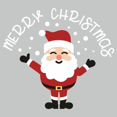 Merry Christmas Svg