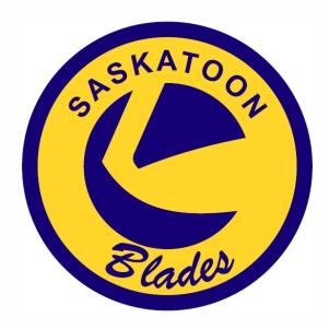 Saskatoon Blades logo svg
