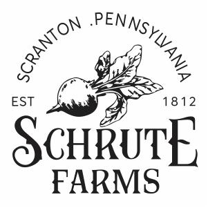 Schrute Farms Svg