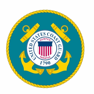 Seal of the United States Coast Guard Vector