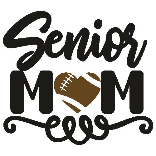 Senior Mom Svg