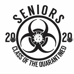 Biological Hazard Seniors 2020 vector