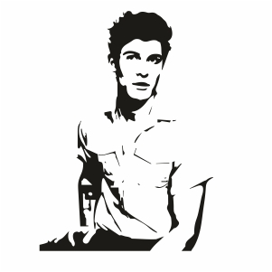 Shawn Mendes Svg
