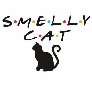 Smelly Cat Svg