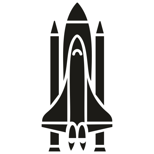 Space Shuttle svg