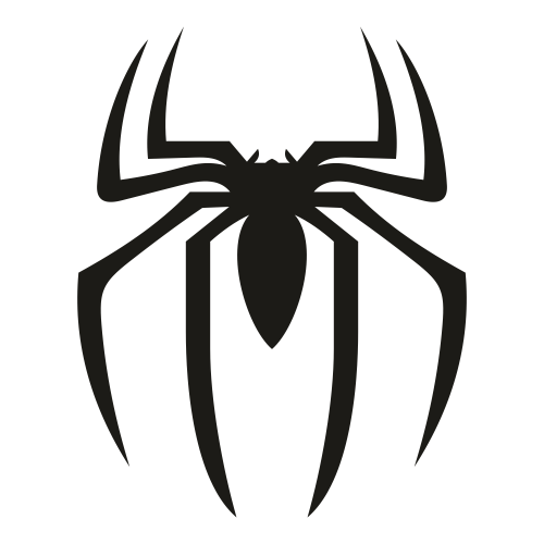 SpiderMan Venom Logo Svg