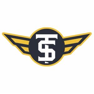 Springfield Thunderbirds Logo Svg