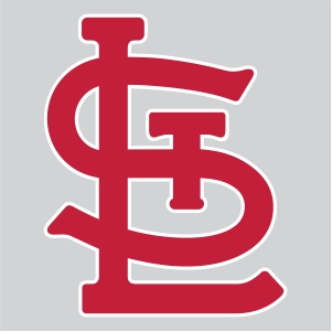 St Louis Cardinals Logo Vector
