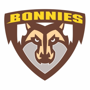 St Bonaventure Bonnies Logo vector file