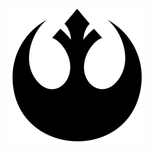Rebel Alliance Symbol svg