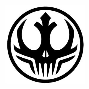 Star wars Darkside Alliance Symbol svg