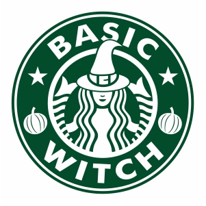Starbucks Basic witch logo