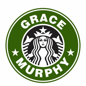 Starbucks Grace murphy logo svg
