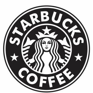 Starbucks branded logo svg