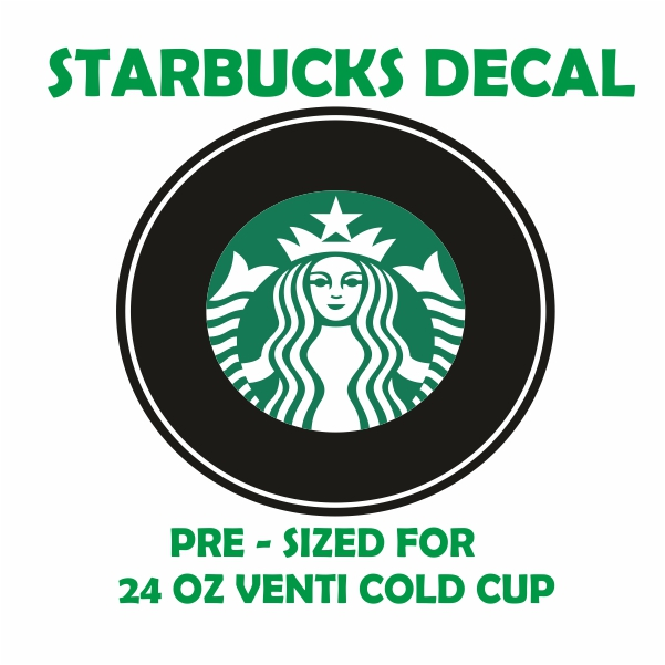 Starbucks Custom Logo Svg