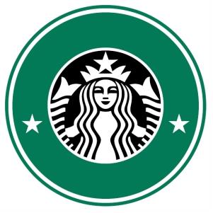 Starbucks Coffee star svg