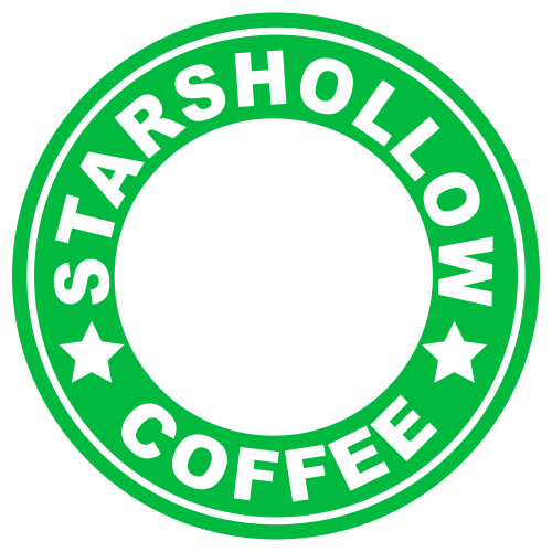 Starshollow Coffee Svg