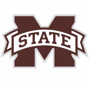 State Bulldogs M Logo Svg