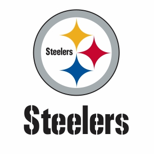 Pittsburgh Steelers NFL Logo Vector