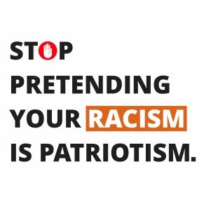 Stop Pretending Svg