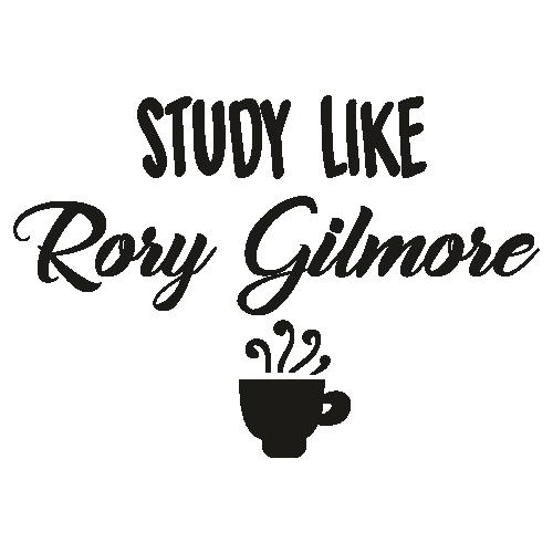 Study Like Rory Gilmore Svg