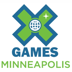 Summer X Games Minneapolis logo 2020 svg