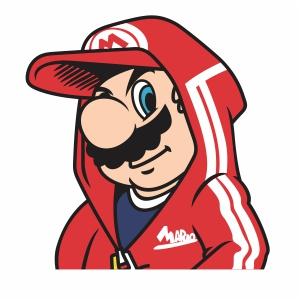 Super Mario Bros Svg