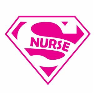 Super Nurse vector