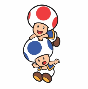 Toad Svg