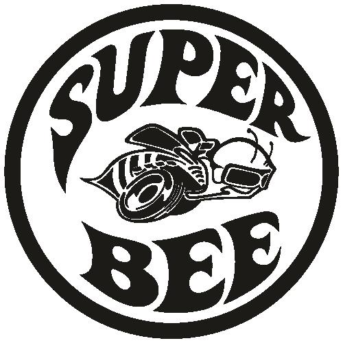Super Bee Logo Svg